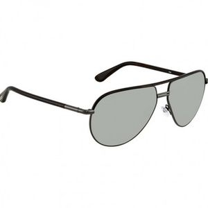 Tom Ford Cole Sunglasses Light Silver Mirror